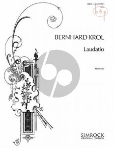 Krol Laudatio Horn solo