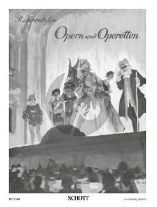 Opern & Operetten Vol.1 Klavier (Richard Krentzlin)