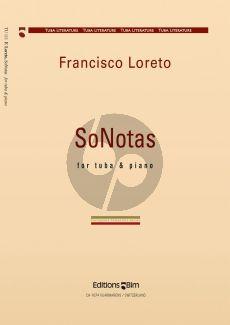 Loreto SoNotas Tuba and Piano (2005)