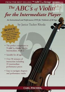 ABC's of Violin for the Intermediate Player