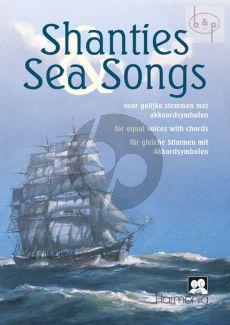 Shanties & Sea Songs (12 Songs)