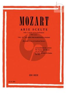 Selected Arias Vol.4 (Bariton/Bass)