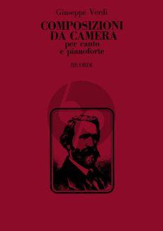 Verdi Composizioni da Camera Voice-Piano