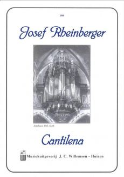 Rheinberger Cantilena voor Orgel