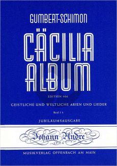 Caecilia Album Vol.1 Hoch