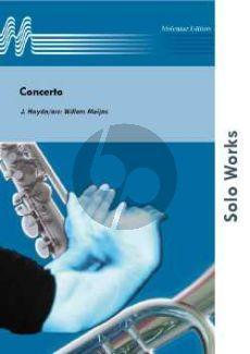 Haydn J. Konzert Klarinet (Bb) [Sopraan/Tenorsax]-Piano