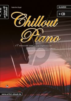 Engel Chillout Piano (17 romantic and jazzy impressions) Bk-Cd