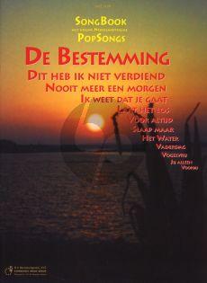 Marco Borsato De Bestemming Piano-Vocal-Guitar