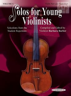 Solos for Young Violinists Vol.5