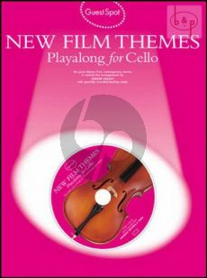 Guest Spot New Film Themes Playalong (Violoncello)