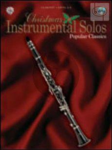 Christmas Instrumental Solos (Popular Classics) Clarinet