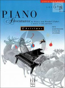 Piano Adventures Christmas Book Level 2A
