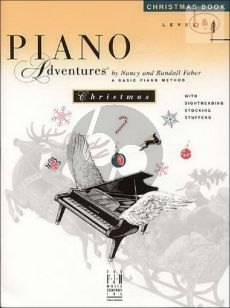 Piano Adventures Christmas Book Level 4