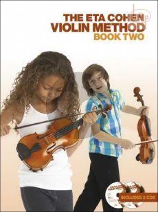 Cohen Violin Method Vol.2 (Bk- 2 CD's)
