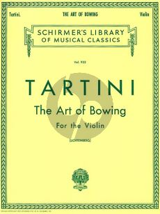The Art of Bowing Violin