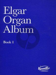 Elgar Organ Album Vol.1