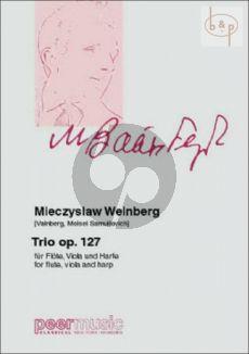 Trio Op.127 Flute-Viola andHarp