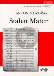 Stabat Mater Op.58 Soli-Choir-Orchestra Vocal Score (lat.)