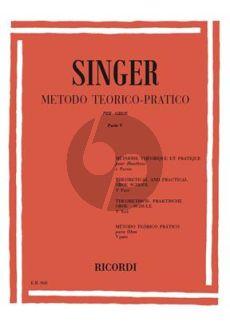 Singer Theoretical & Practical Method Vol.5