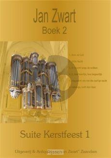 Zwart Boek 2 Suite Kerstfeest 1 Orgel