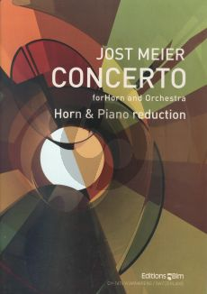 Meier Concerto Horn-Orchestra (piano red.)