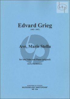 Ave Maris Stella (Low)