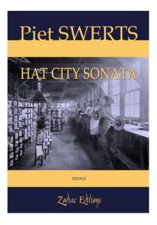 Swerts Hat City Sonata Alto Saxophone and Piano