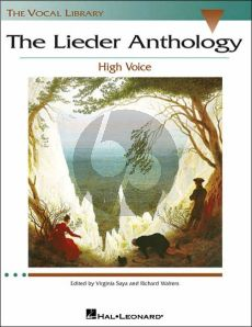 The Lieder Anthology High Voice and Piano (Virginia Saya and Richard Walters)