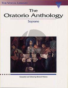 The Oratorio Anthology Soprano