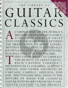 The Library of Guitar Classics