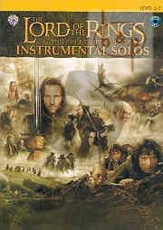 Lord of the Rings Trilogy for Clarinet