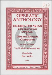 Operatic Anthology vol.2 (Mezzo-Soprano)