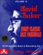 Baker Jazz Improvisation Vol.10 David Baker for Any C, Eb, Bb, Bass Instrument or Voice - Intermediate/Advanced (Bk-Cd)