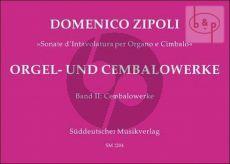Orgel- und Cembalowerke Vol.2 Cembalo Werke