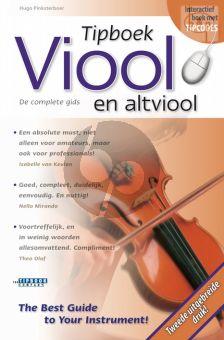 Pinksterboer Tipboek Viool en Altviool (Kiezen, Kopen, Onderhoud en Meer)