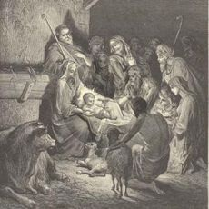 A Child Is Born In Bethlehem