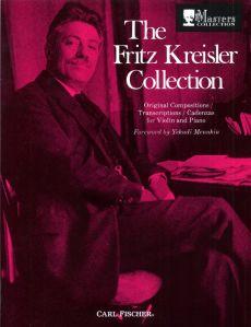 Kreisler Fritz Kreisler Collection Vol.1 Violin and Piano