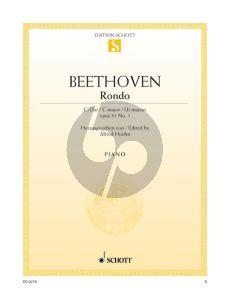 Rondo C-dur Op.51 No.1
