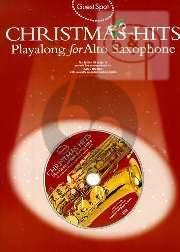 Guest Spot Christmas Hits Playalong for Alto Sax