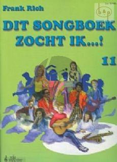 Dit Songboek zocht ik Vol.11