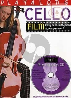 Playalong Cello: Film