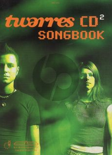 Twarres Songbook CD 2 (Vocal/Melody Line/Guitarchords)