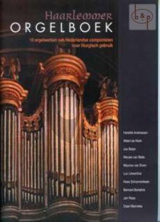 Haarlemmer Orgelboek