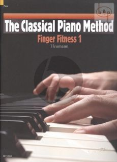 The Classical Piano Method Finger Fitness 1