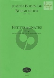 Petites Sonates Op.66