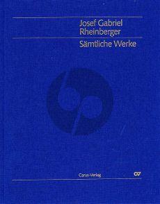 Rheinberger Orgelwerke Vol.2 Sonaten 11 - 20 (LN) (Martin Weyer)