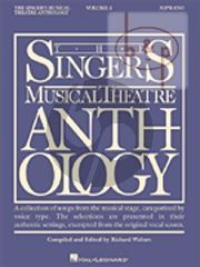 Singers Musical Theatre Anthology Vol.3 (Soprano)