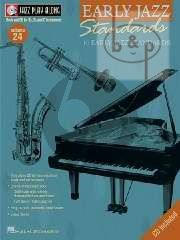 Early Jazz Standards (Jazz Play-Along Series Vol.24)