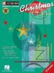 Christmas Jazz (Jazz Play-Along Series Vol.25)