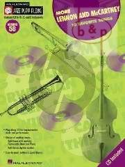 More Lennon and McCartney (Jazz Play-Along Series Vol.58)
